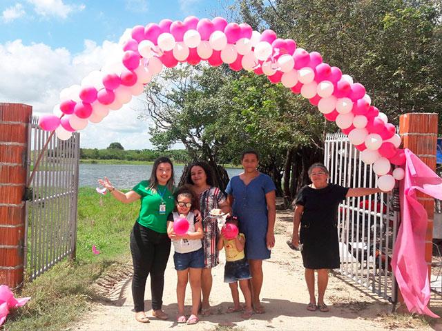 Sisar comemora o Dia das Mães em Maranguape