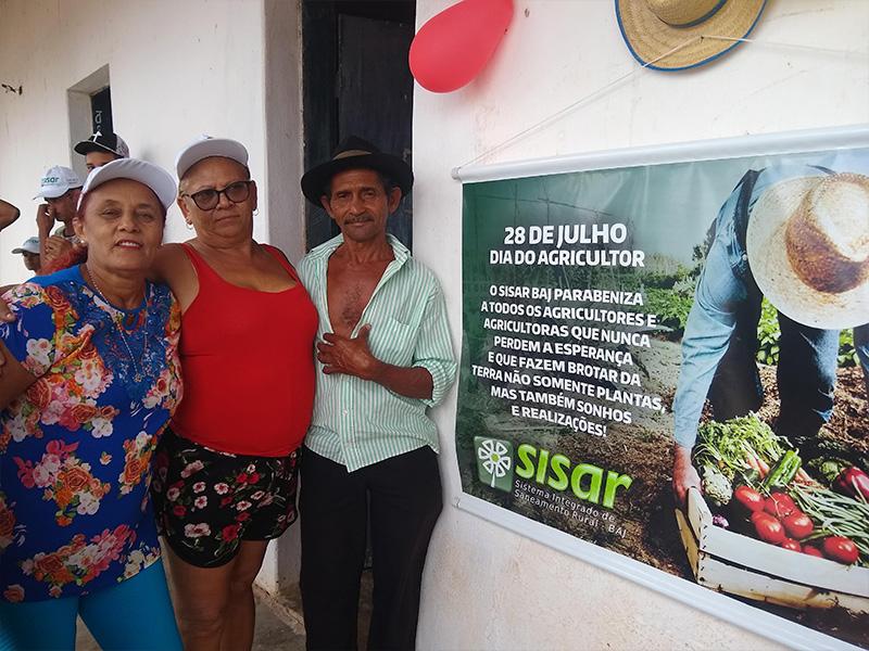 Sisar Acopiara comemora Dia do Agricultor