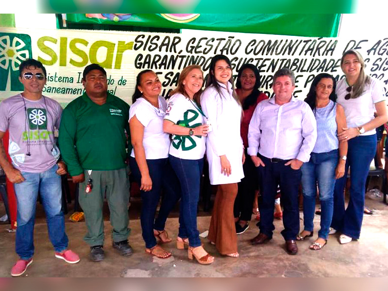 Sisar em Ação visita comunidade de Queimadas, em Crateús