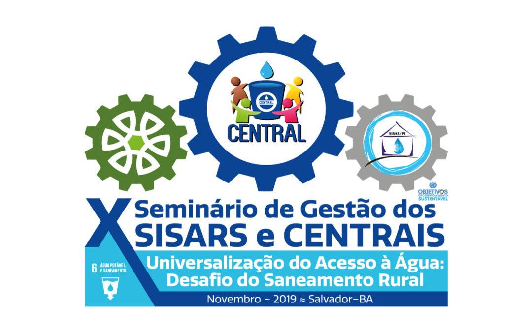 Conheça os palestrantes e convidados para o X Seminário Sisars e Centrais