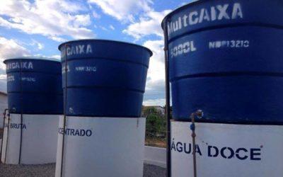 Live do Água Doce discute higienização de reservatórios